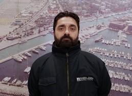 Paolo Chianello Marina di Rimini Darsena Porto Turistico Rimini Emilia-Romagna posto barca