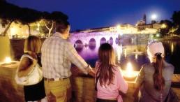 Ponte di tiberio Marina di Rimini Darsena Porto Turistico Rimini Emilia-Romagna posto barca