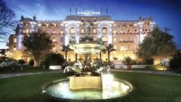 Grand Hotel Marina di Rimini Darsena Porto Turistico Rimini Emilia-Romagna posto barca
