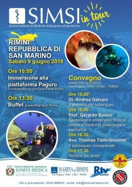 Marina di Rimini Darsena Porto Turistico Rimini Emilia-Romagna posto barca