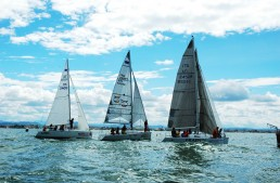 blue sea scuola vela Marina di Rimini Darsena Porto Turistico Rimini Emilia-Romagna posto barca