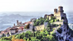 San Marino Marina di Rimini Darsena Porto Turistico Rimini Emilia-Romagna posto barca
