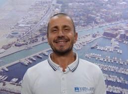 Andrea Polli Marina di Rimini Darsena Porto Turistico Rimini Emilia-Romagna posto barca